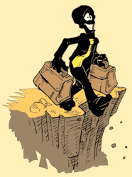 political-cliff